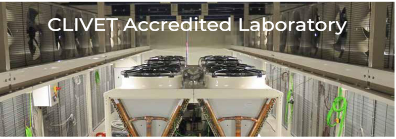 EUROVENT сертифікувала нову лабораторію CLIVET