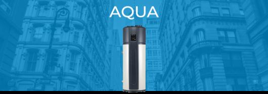 Тепловий насос для гарячого водопостачання CLIVET AQUA